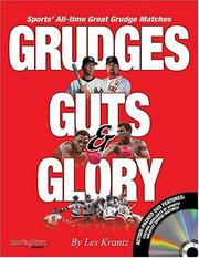 Cover of: Grudges, Guts, Glory