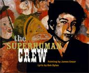 Cover of: The Superhuman Crew (Getty Trust Publications: J. Paul Getty Museum)