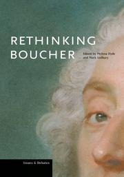 Cover of: Rethinking Boucher
