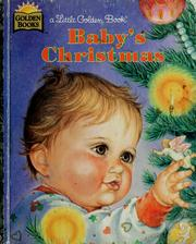 Cover of: Baby's Christmas