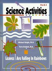 Cover of: Science Activities Pre-K-3