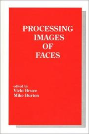 Cover of: Processing Images of Faces