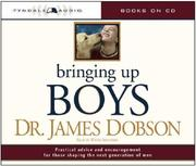 Cover of: Bringing Up Boys