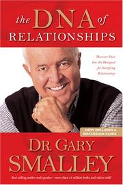 Cover of: The Dna Of Relationships