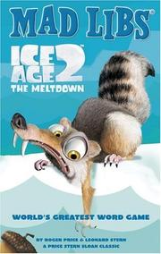 Cover of: Ice Age 2