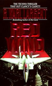 Cover of: Red Wind