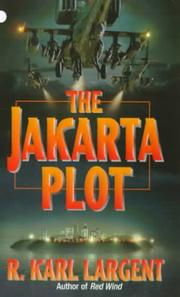 Cover of: The Jakarta plot