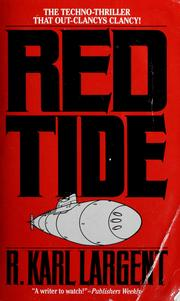 Cover of: Red Tide