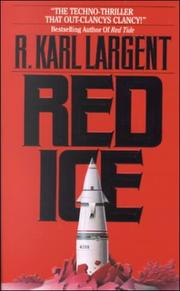 Cover of: Red Ice