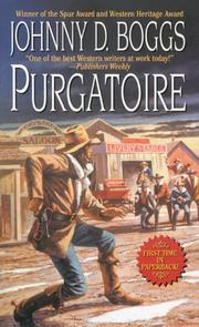 Cover of: Purgatoire