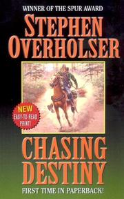 Cover of: Chasing Destiny (Leisure Western)