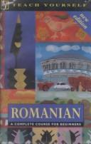Cover of: Teach Yourself Romanian