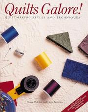 Cover of: Quilts Galore!