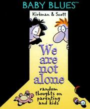 Cover of: We are not alone