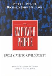 Cover of: To Empower People