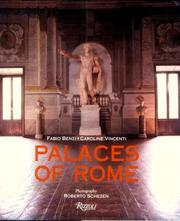 Cover of: Palaces of Rome