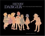 Cover of: Henry Darger