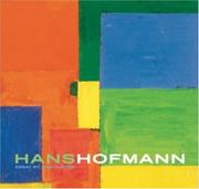 Cover of: Hans Hofmann: Revised and Expanded