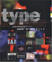 Cover of: Type in Motion