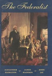Cover of: The Federalist (Conservative Leadership Series)