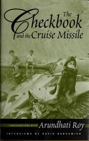 Cover of: The Checkbook and the Cruise Missile