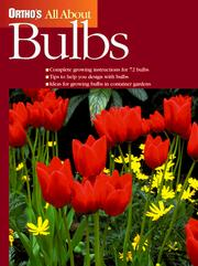 Cover of: All About Bulbs
