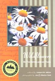 Cover of: Wildflowers of the Appalachian Trail (Official Guides to the Appalachian Trail)