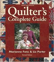 Cover of: Quilter's Complete Guide