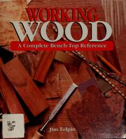 Cover of: Working wood