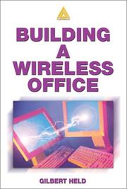 Cover of: Building A Wireless Office
