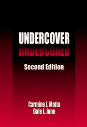 Cover of: Undercover Second Edition