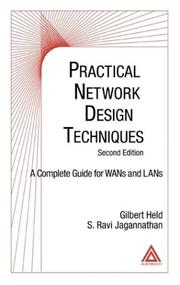 Cover of: Practical Network Design Techniques