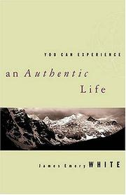 Cover of: You Can Experience an Authentic Life