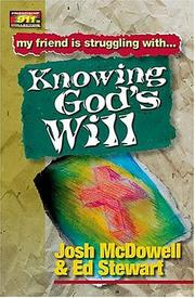 Cover of: Friendship 911 Collection My Friend Is Struggling With.. Knowing God's Will