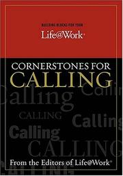 Cover of: Building Blocks For Your Life@work: