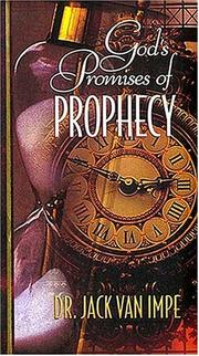 Cover of: God's Promises of Prophecy
