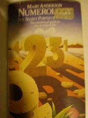 Cover of: Numerology (Paths to Inner Power)