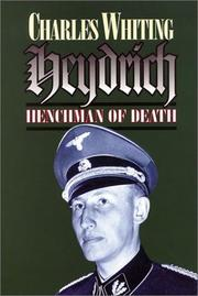Cover of: Heydrich