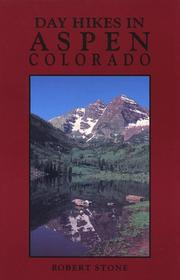 Cover of: Day hikes in Aspen, Colorado