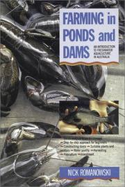 Cover of: Farming in Ponds and Dams