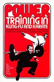 Cover of: Power Training in Kung Fu and Karate