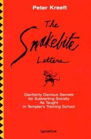 Cover of: The Snakebite Letters