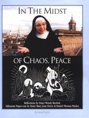 Cover of: In the Midst of Chaos, Peace