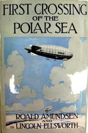 Cover of: First Crossing of the Polar Sea
