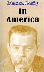 Cover of: In America
