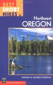 Cover of: Best Short Hikes in Northwest Oregon (Best Short Hikes)
