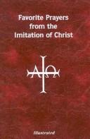Cover of: Imitatio Christi