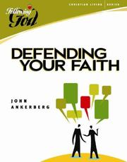 Cover of: Defending Your Faith (Following God)