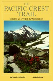 Cover of: Pacific Crest Trail