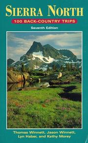 Cover of: Sierra North